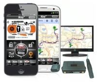 Cens.com Smartphone Remote Control & GPS Tracker (GPS/GPRS/GSM Tracking System with RS232 Data Port) TESOR PLUS CORP.