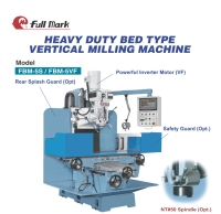 Cens.com Heavy duty Bed type Vertical Milling Machine  FULL MARK EQUIPMENT CORP.