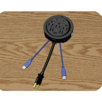 Cens.com Various Receptacles and LED, Power Strips, Extension Cords JE SHI INDUSTRIAL CO., LTD.