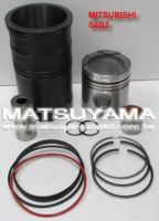 Cens.com Mitsubishi Diesel Engine Liner Kits – S6B3 MATSUYAMA CO., LTD.