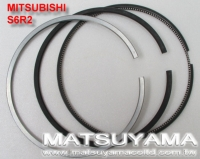Cens.com Mitsubishi Piston Ring – S6R2 MATSUYAMA CO., LTD.